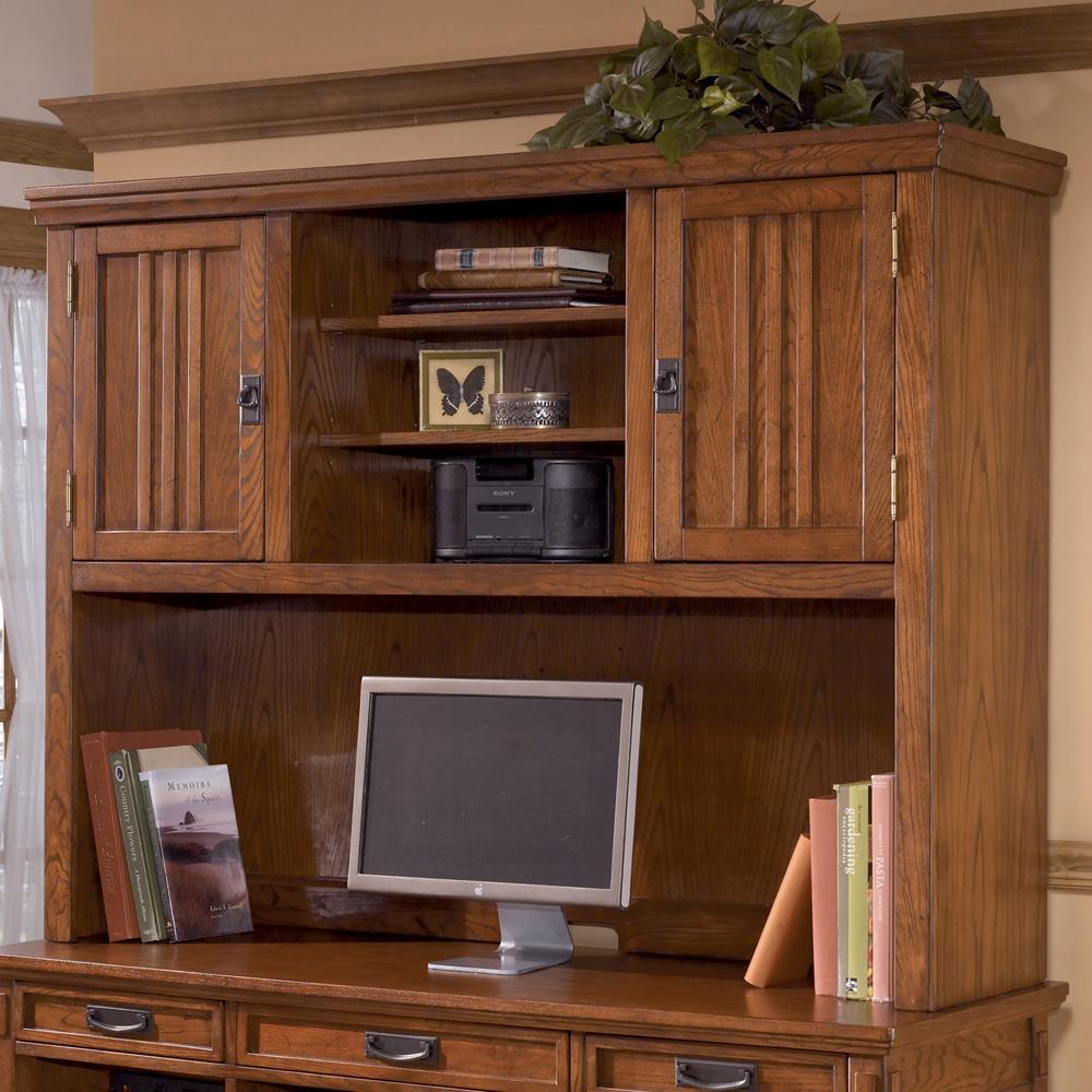 Ashley Furniture Cross IslandLarge Hutch ...