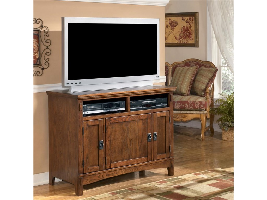 Ashley Furniture Cross Island42 Inch TV Stand