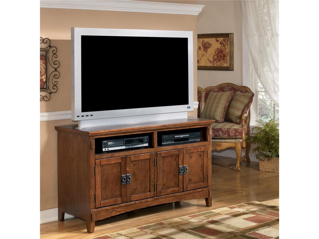 Ashley Furniture Cross Island50 Inch TV Stand