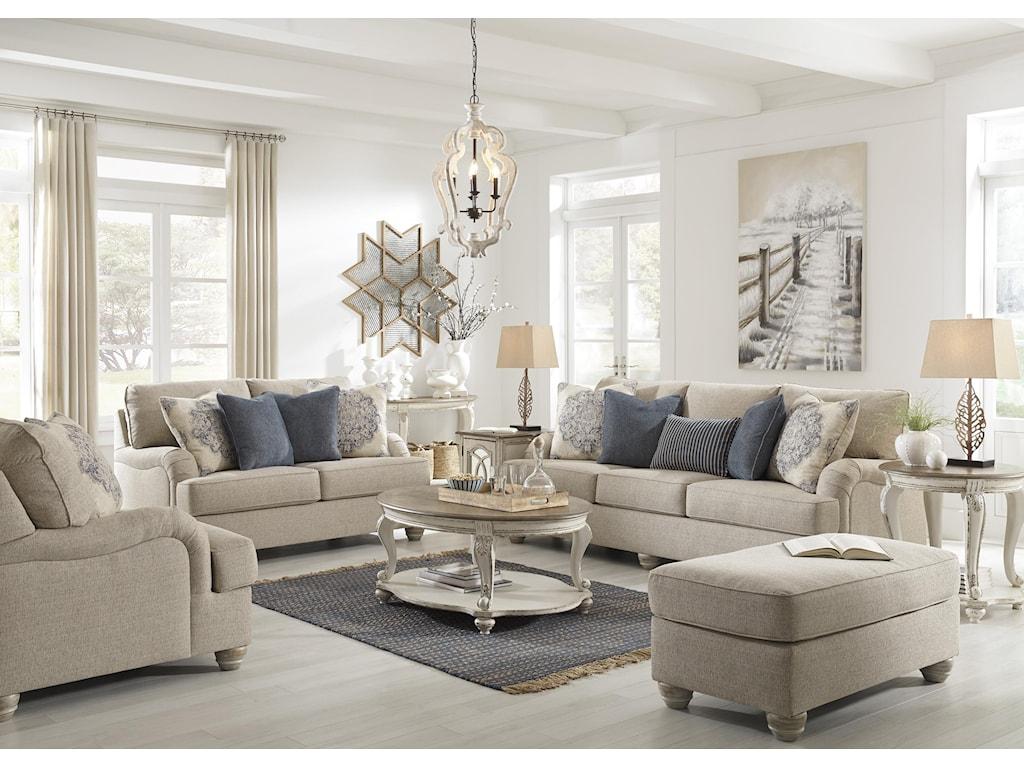 dandrea sofa, loveseat and chair