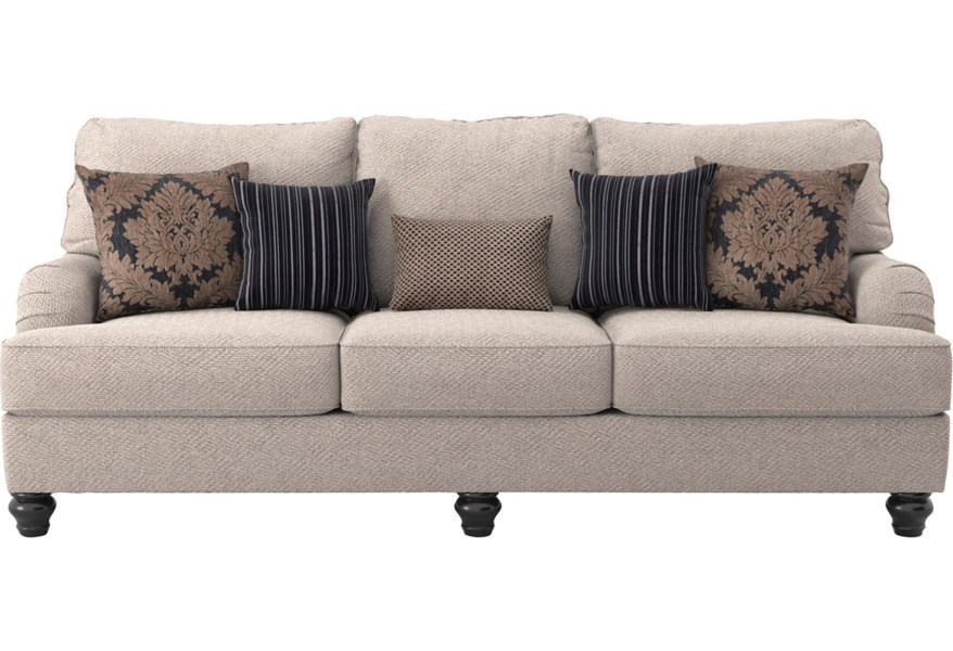 Fermoy Transitional Sofa by Ashley Furniture at Furniture and ApplianceMart