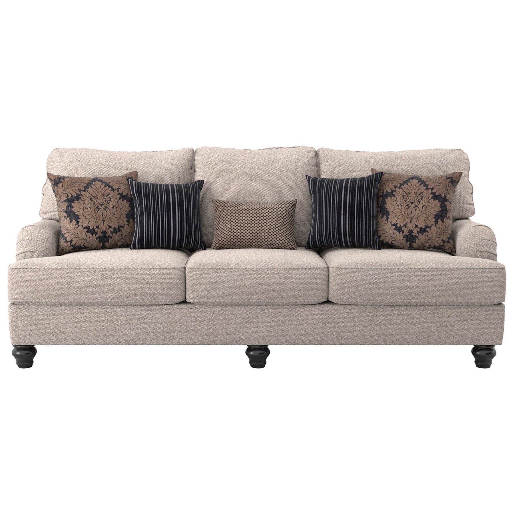... Ashley Furniture Fermoy Queen Sofa Sleeper. Sofa Shown May Not  Represent Exact Features Indicated