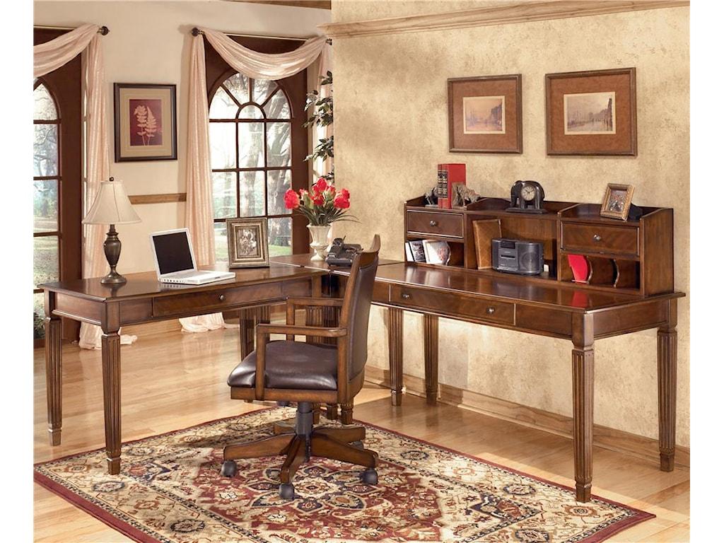 Benchcraft HamlynOffice Arm Chair