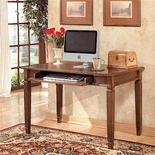 Signature Design by Ashley Hamlyn Small Leg Table Desk