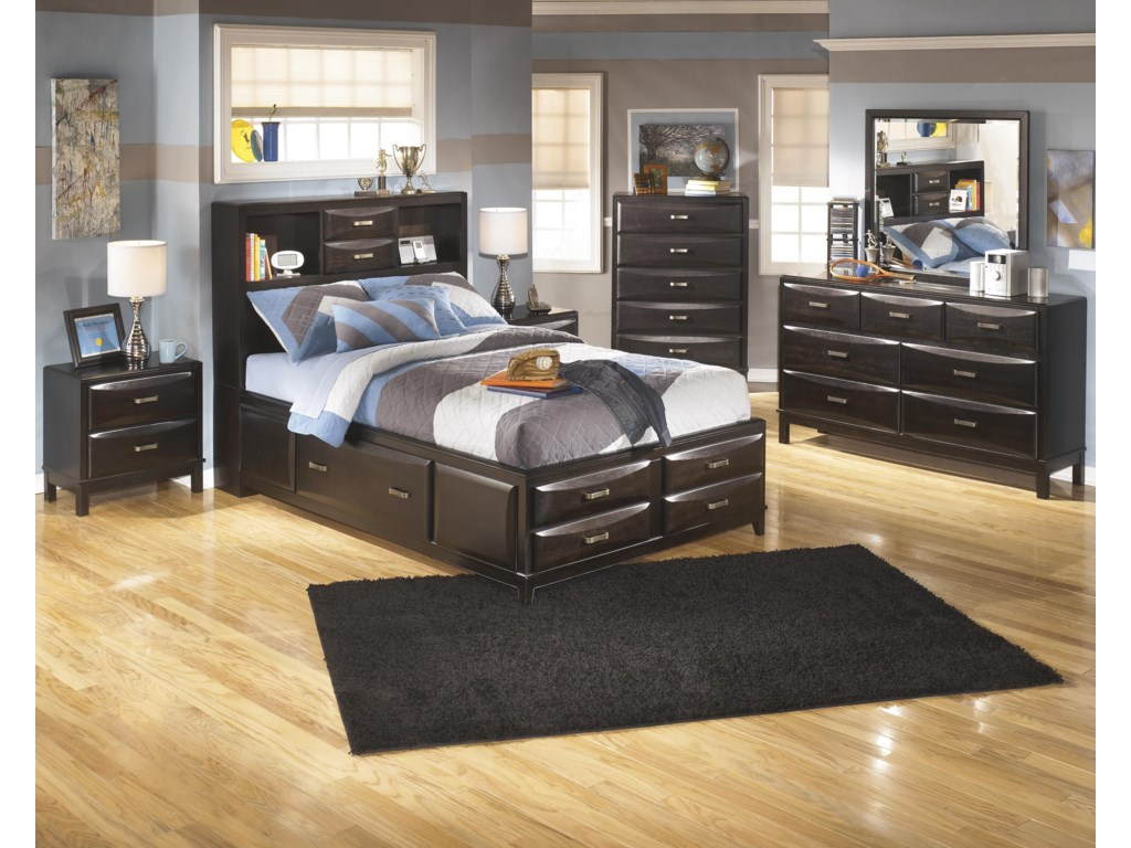 Ashley Furniture KiraFull Bedroom Group