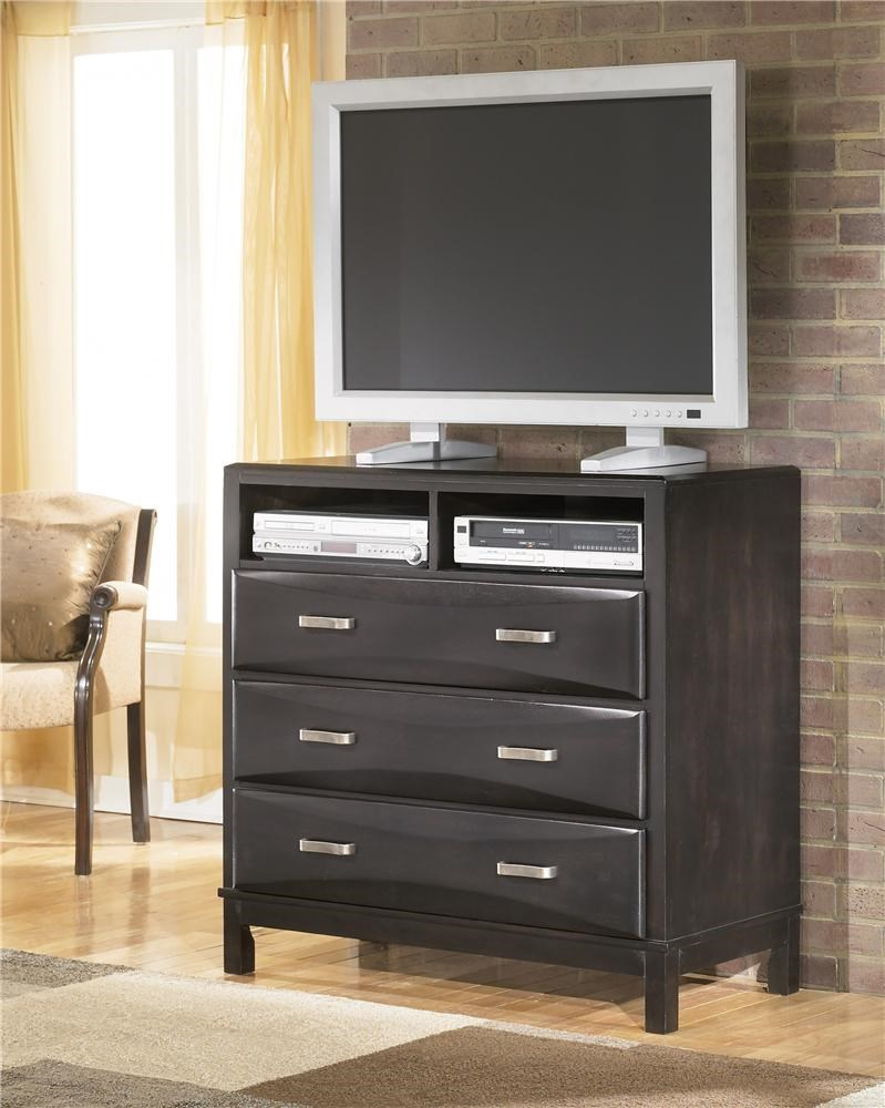 Ashley Furniture Kira 3 Drawer Media Chest