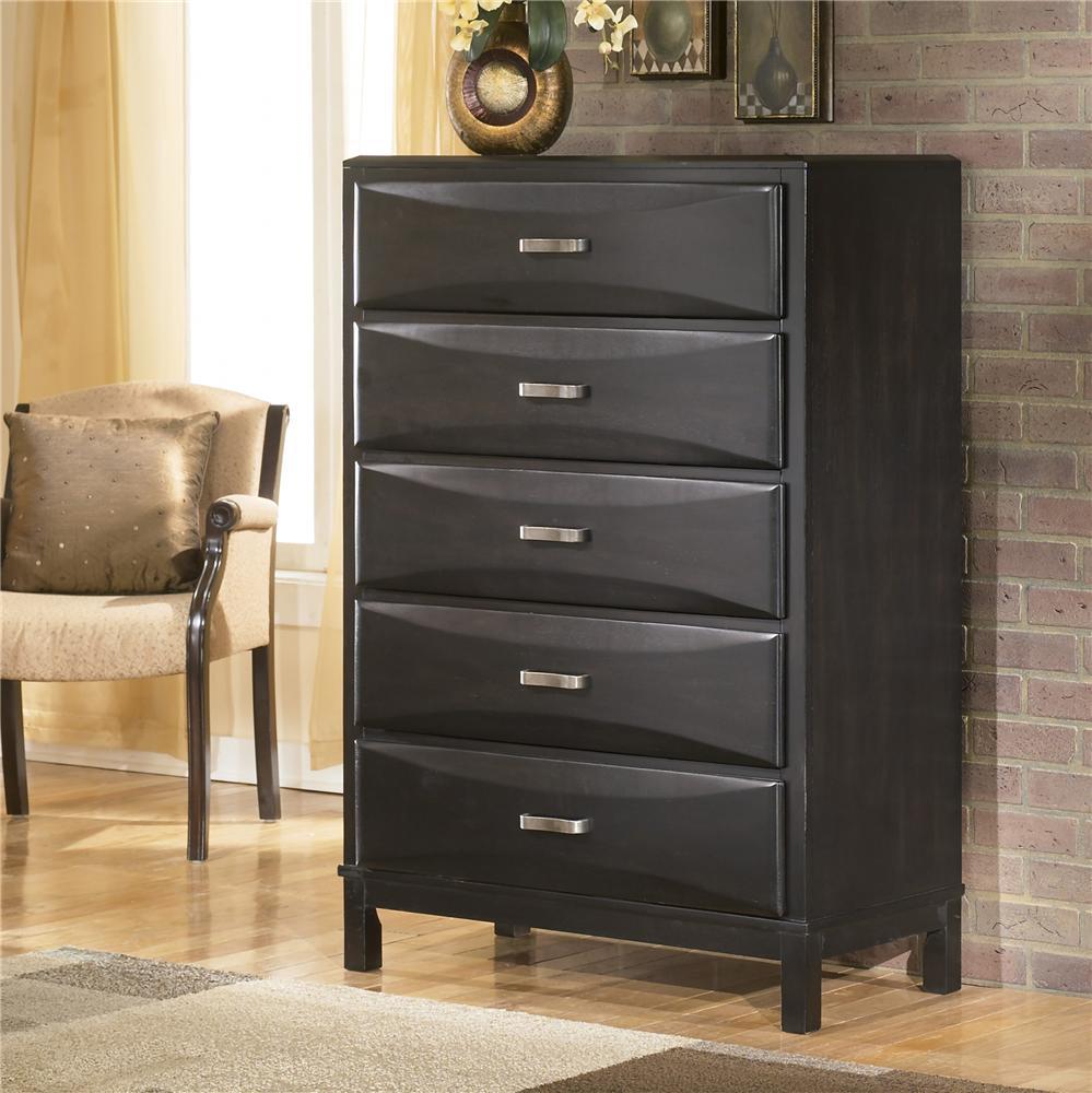 Ashley Furniture Kira 5 Drawer Chest
