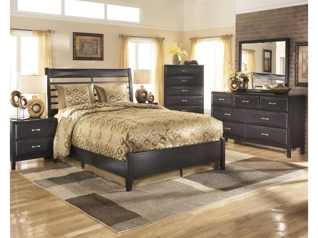 Ashley Furniture KiraKira Queen Bedroom Group