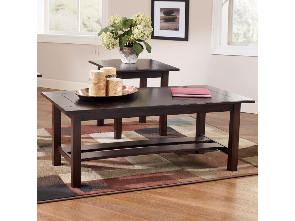 (Up to 50% OFF sale price) Collection # 3 Lewis3-in-1 Pack Occasional Tables