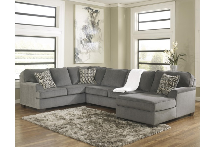 Ashley Furniture Loric Smoke
