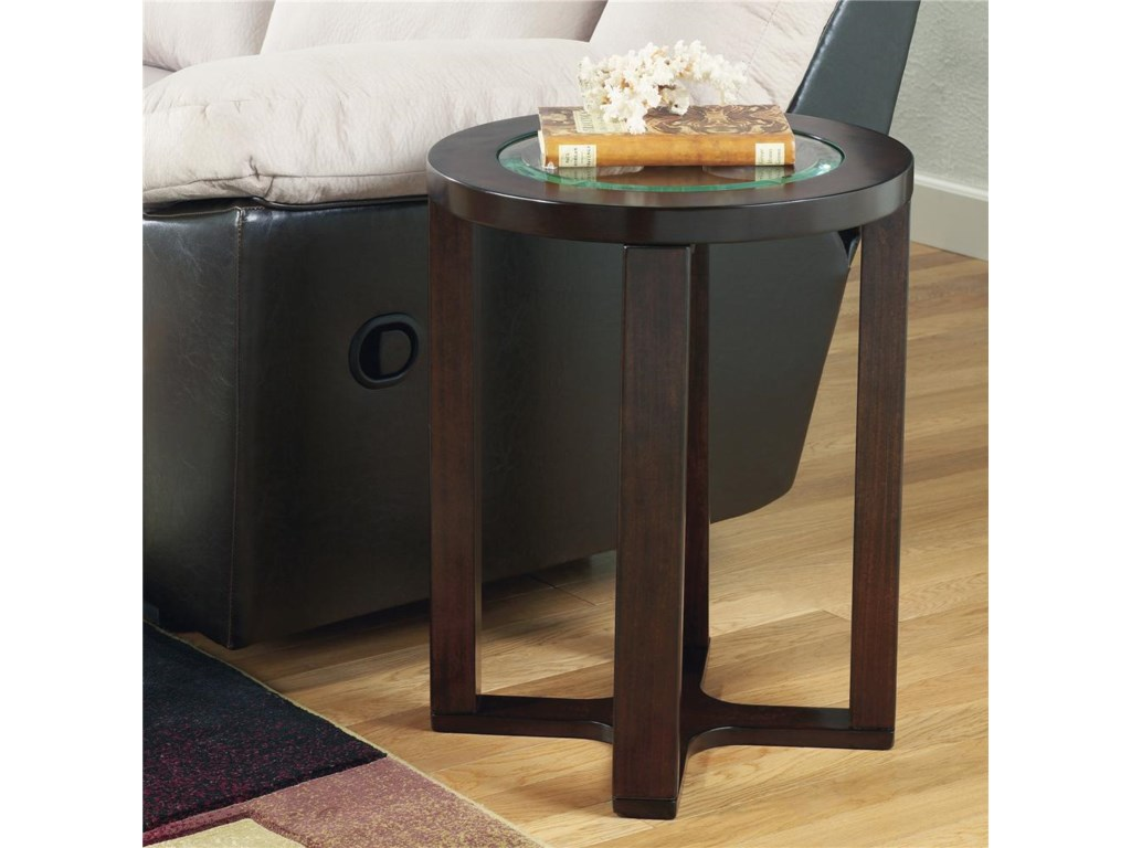 Signature Design by Ashley MarionRound End Table