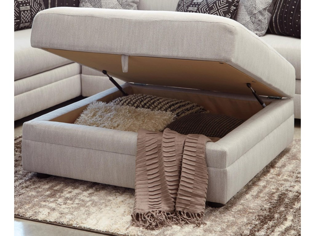 Ashley Furniture NeiraOttoman with Storage