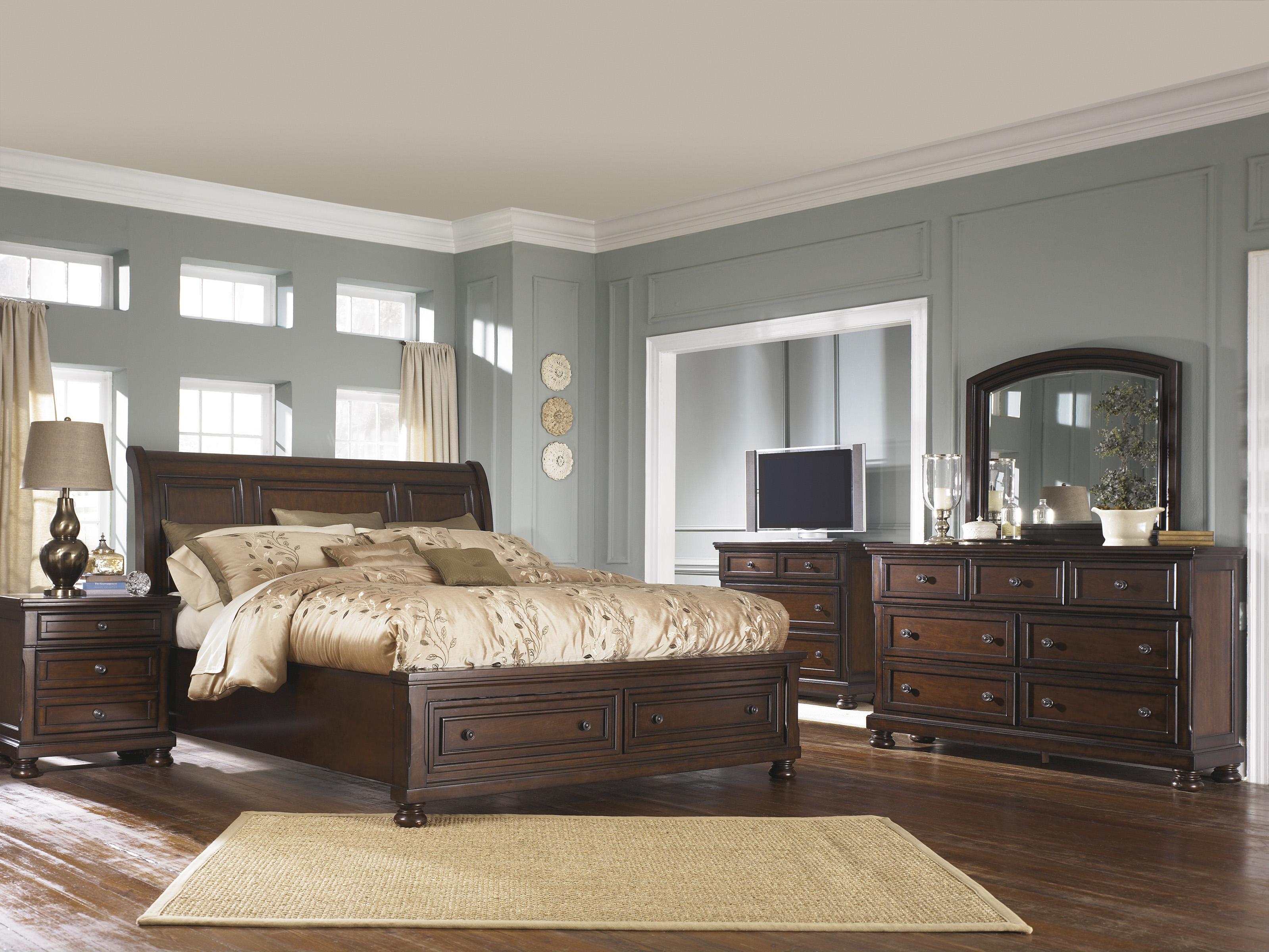 Ashley Furniture Porter King Bedroom Group