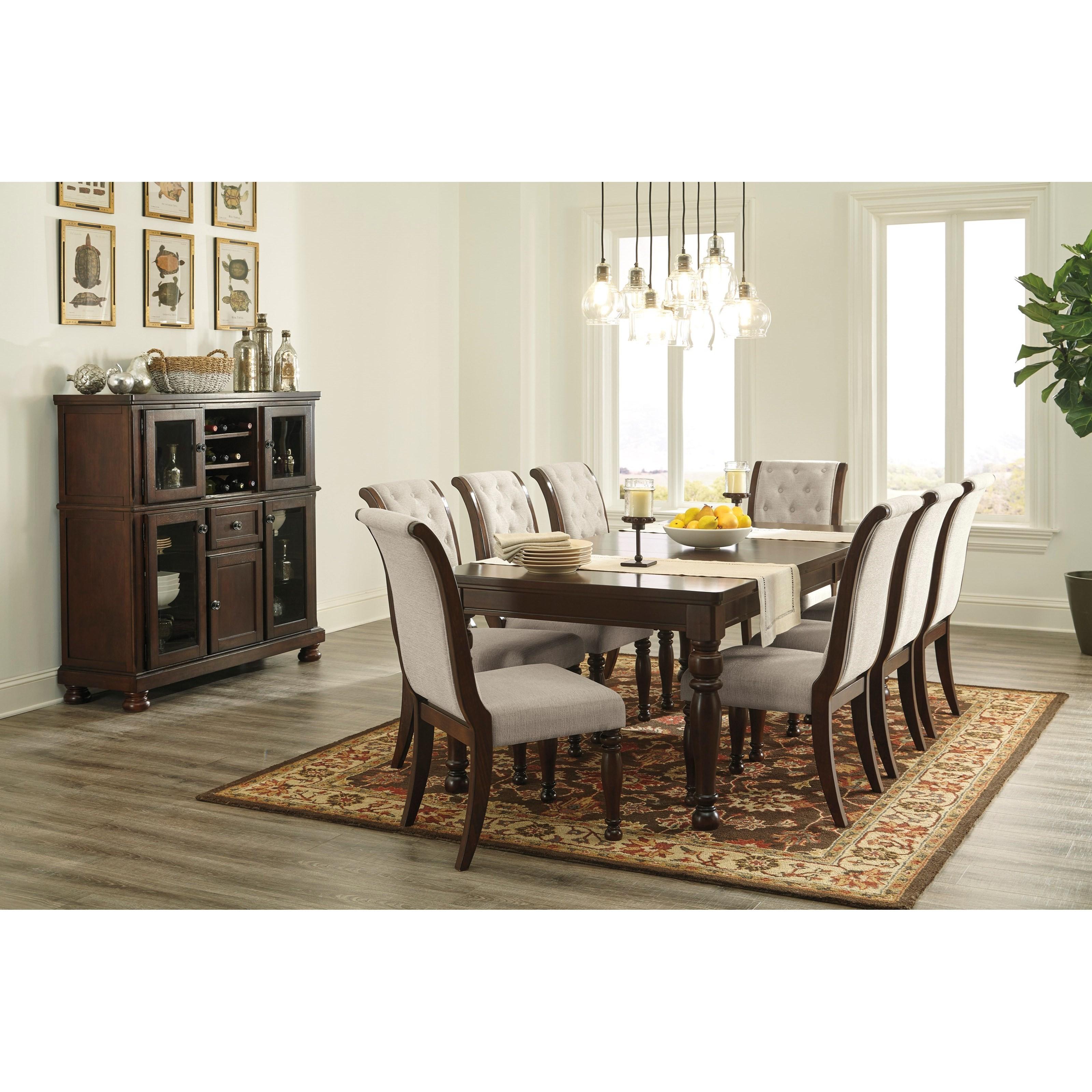 Ashley Furniture PorterFormal Dining Room Group