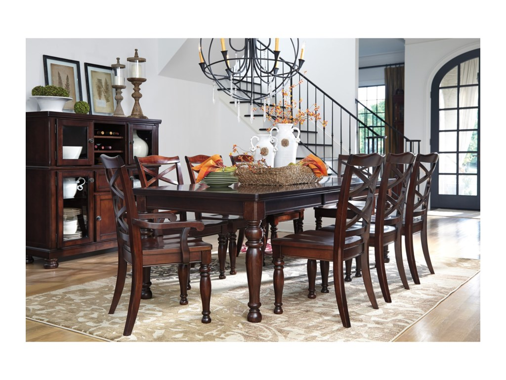 Ashley Furniture PorterFormal Dining Room Group