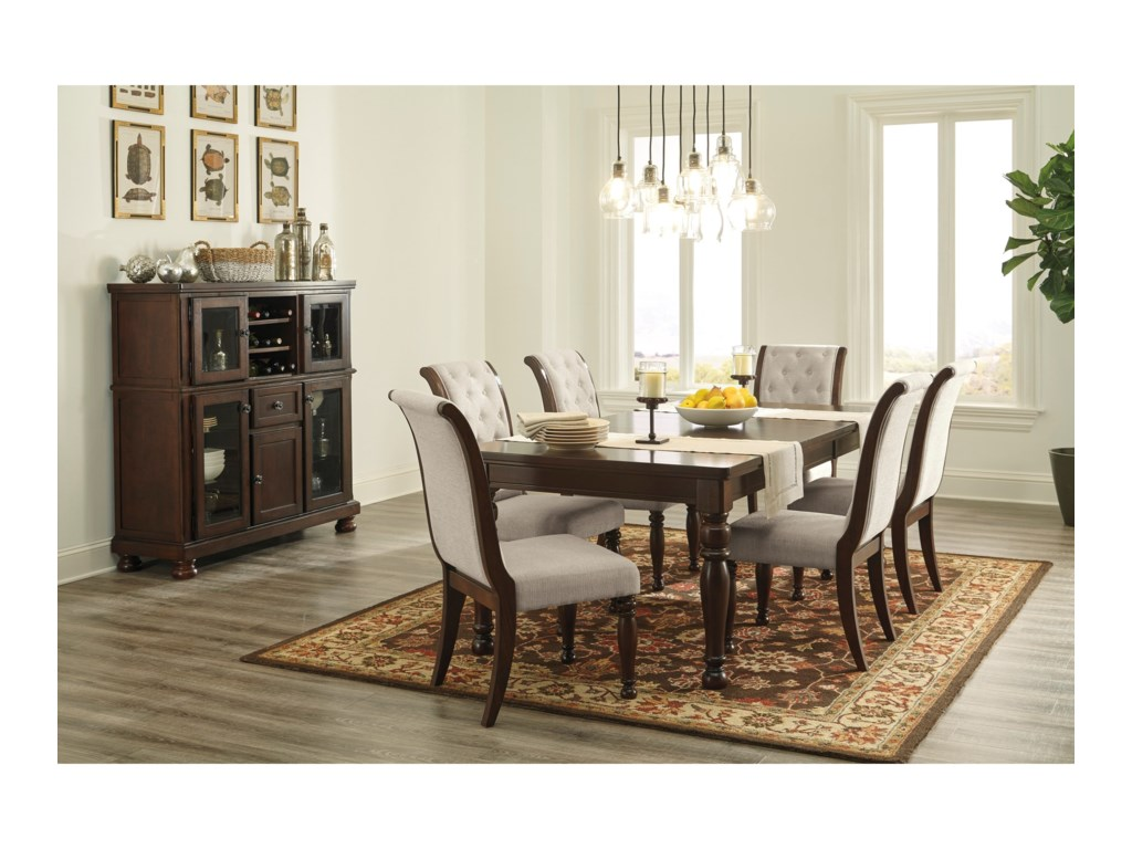 Porter Formal Dining Room Group By Ashley Furniture At Rife S Home Furniture