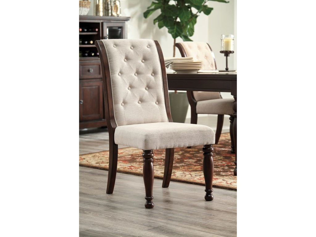 Ashley Furniture PorterDining Upholstered Side Chair
