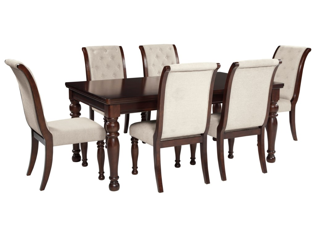 Ashley Furniture Porter7 Piece Table Chair Set