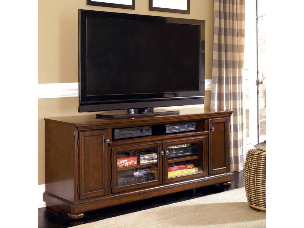 pier design item wide entertainment ashley signature by gaylon center products furniture