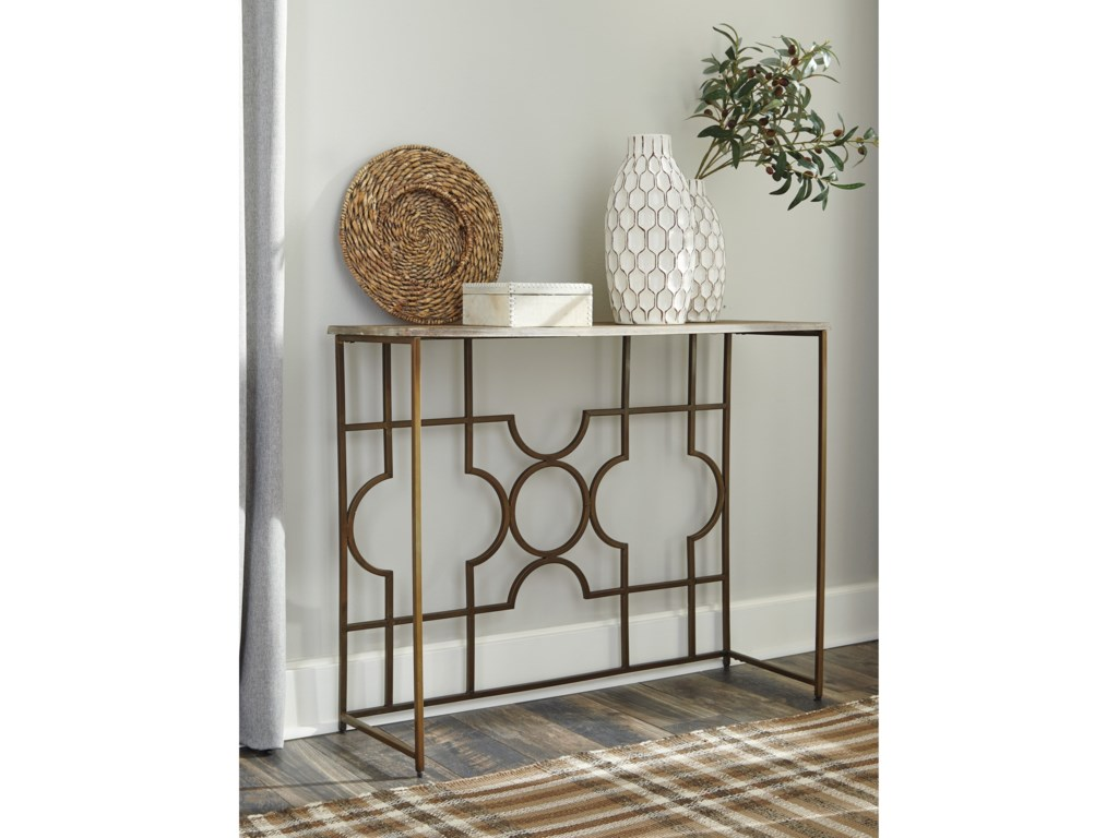 Signature Design by Ashley RoelsenConsole Sofa Table