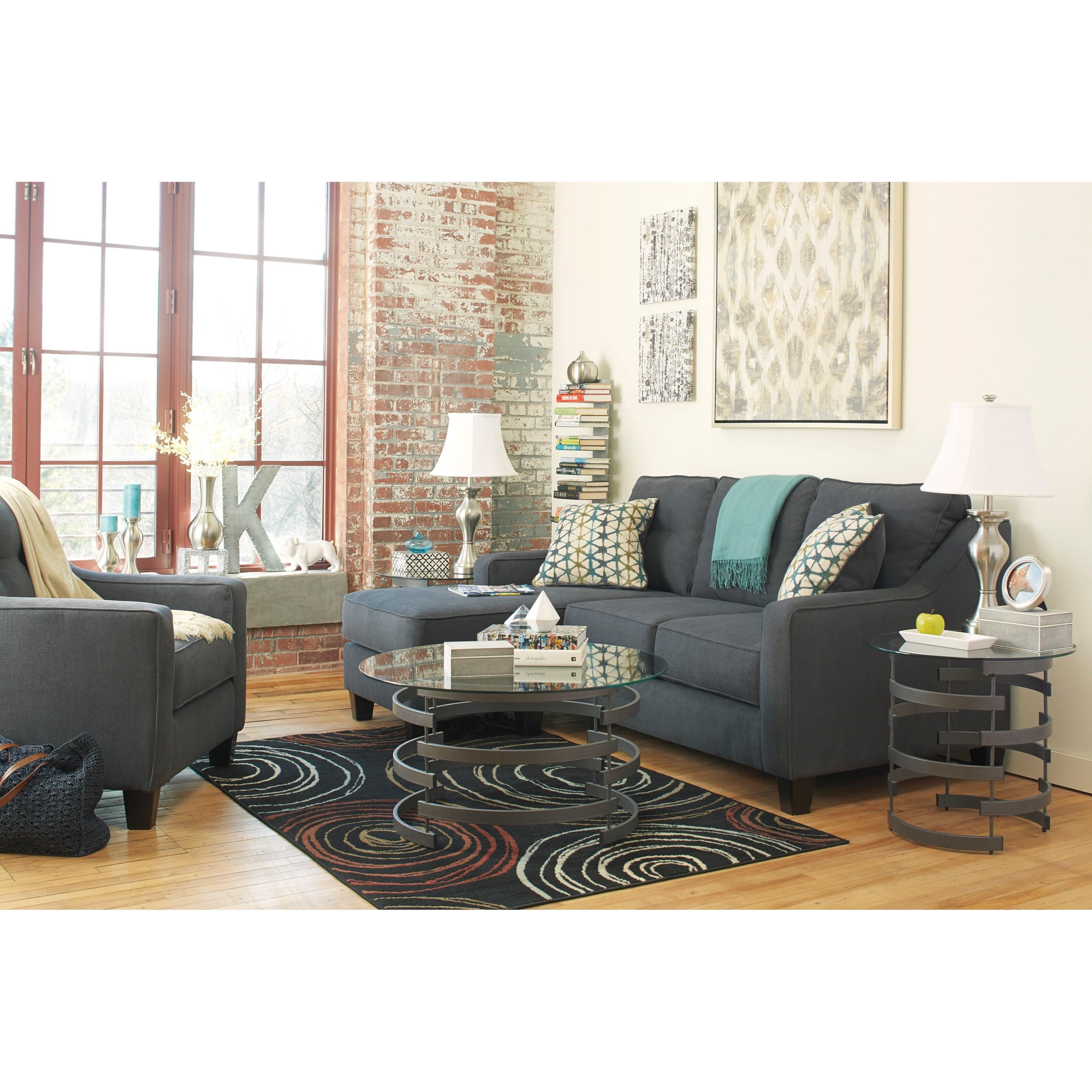 Ashley Furniture ShaylaStationary Living Room Group