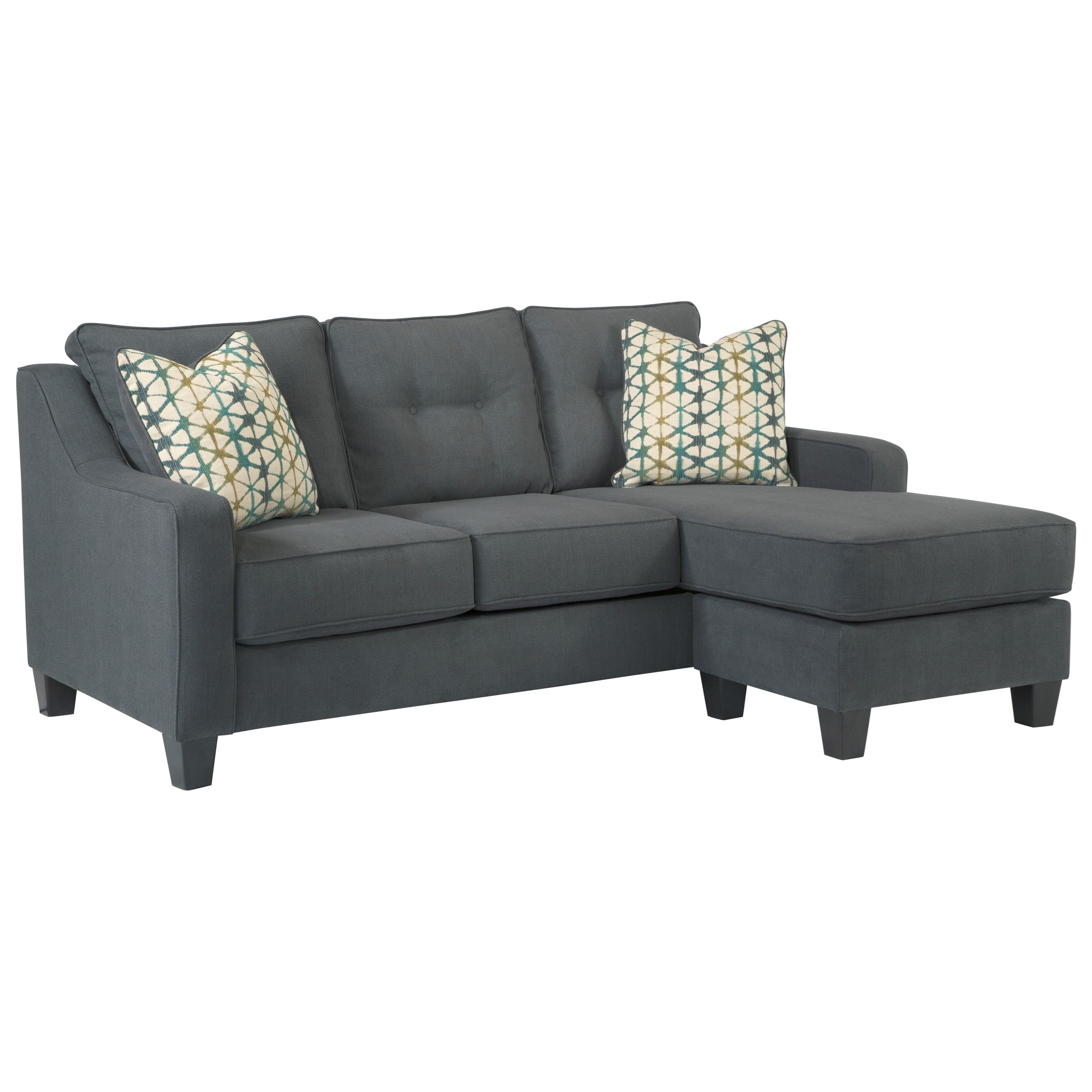 Ashley Furniture ShaylaSofa Chaise ...