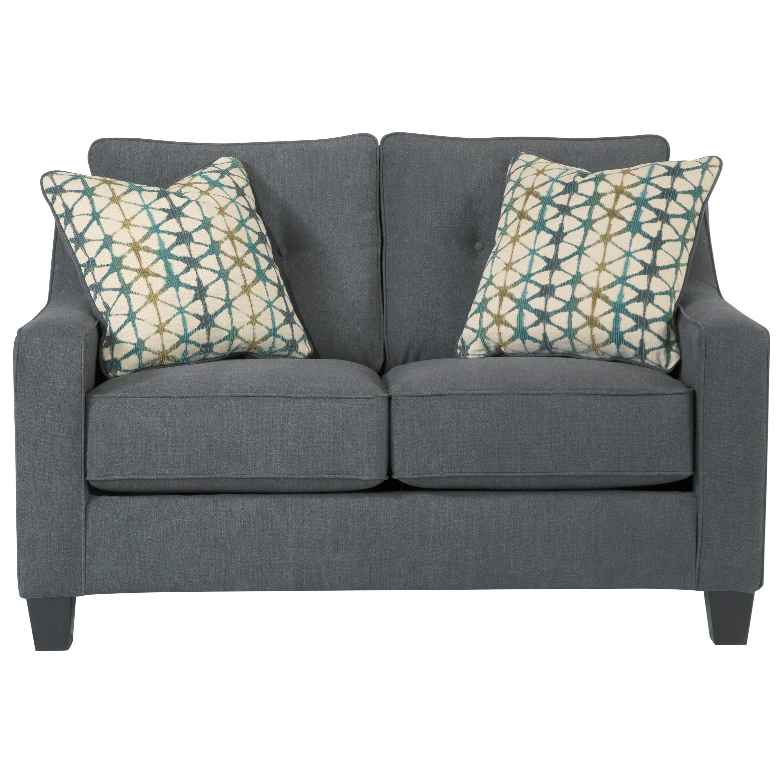 Ashley Furniture ShaylaLoveseat; Ashley Furniture ShaylaLoveseat; Ashley  Furniture ShaylaLoveseat Body Fabric Swatch ...