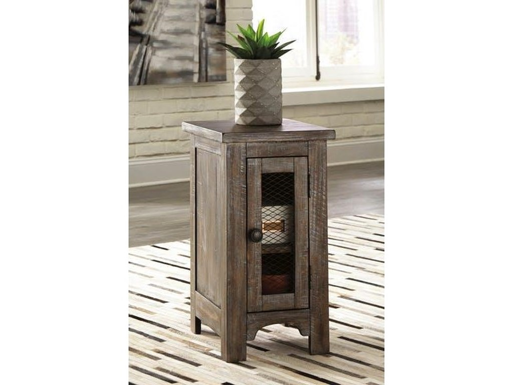 Ashley Furniture T446Chairside End Table