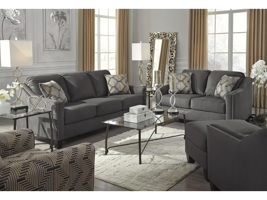 Ashley Furniture TorcelloSofa, Loveseat and Accent Chair