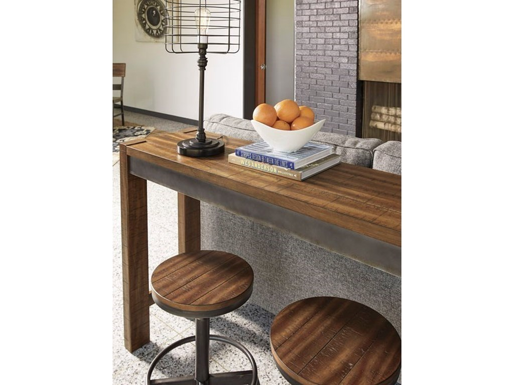 Signature Design by Ashley Torjin3 Piece Long Counter Table Set