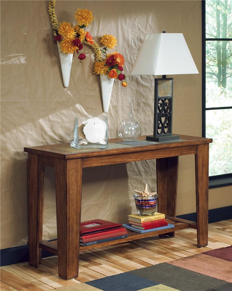 Toscana Sofa Table By Signature Design By Ashley