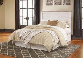Ashley Furniture Wollowton King Bed Boulevard Home Furnishings