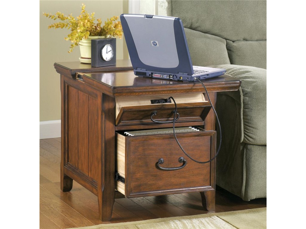 Ashley (Signature Design) WoodboroEnd Table