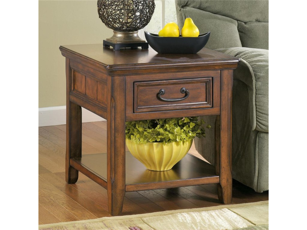 Signature Design by Ashley WoodboroEnd Table
