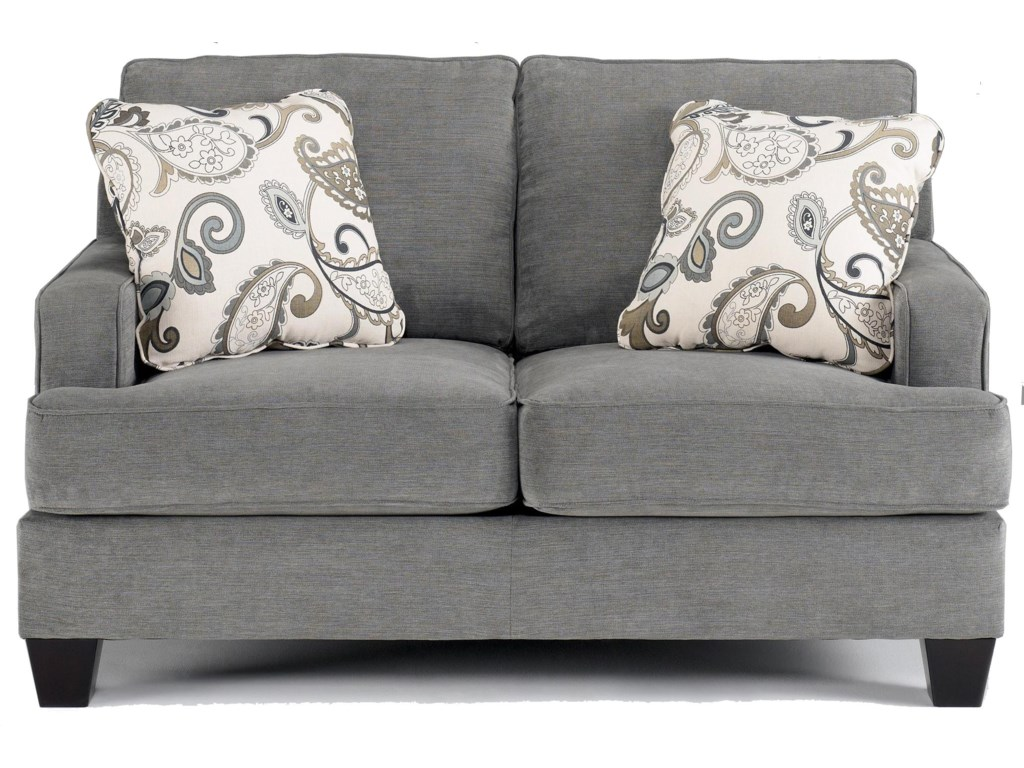 Ashley Furniture Yvette - SteelLoveseat