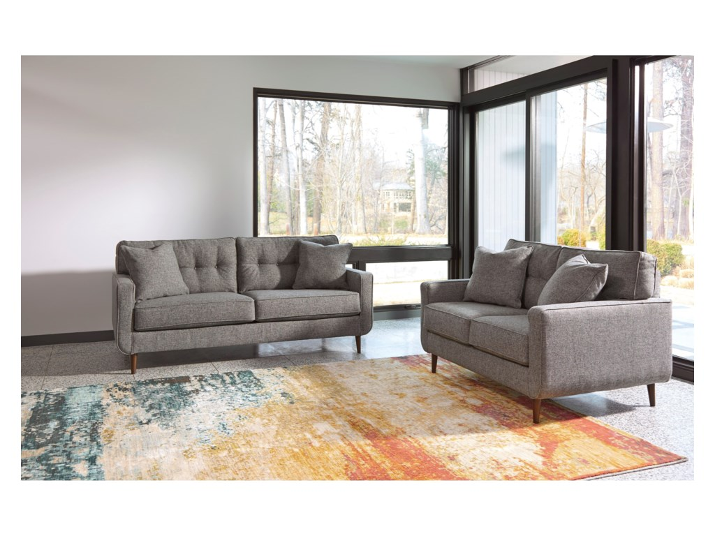 Zardoni Stationary Living Room Group By Ashley Furniture