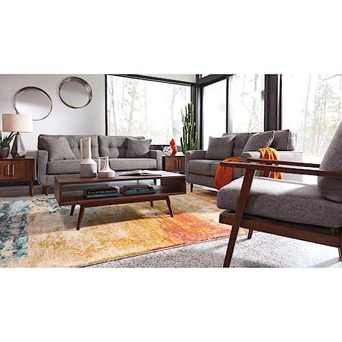 Ashley Furniture Zardoni Stationary Living Room GroupAshley Furniture Zardoni Stationary Living Room Group   Westrich  . Living Room Appliances. Home Design Ideas