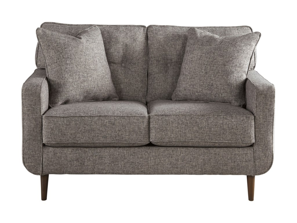 loveseat sofa and coleman htm furniture ashley daystar from