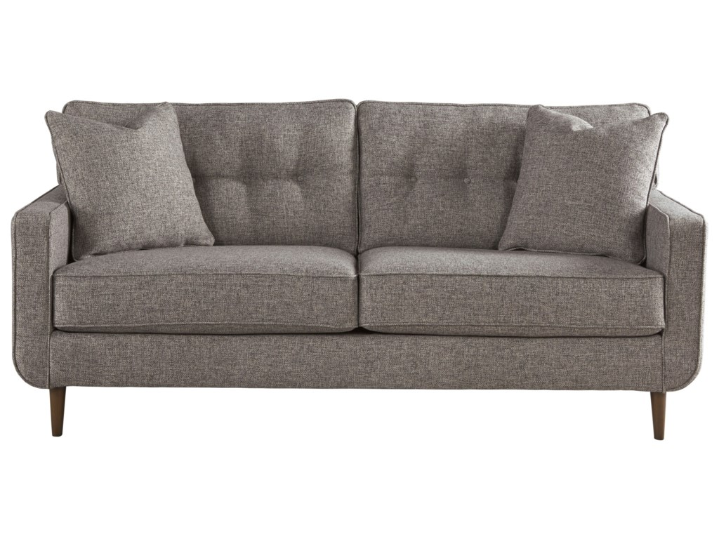 Ashley Furniture Zardoni 1140238 Mid Century Modern Sofa Nassau
