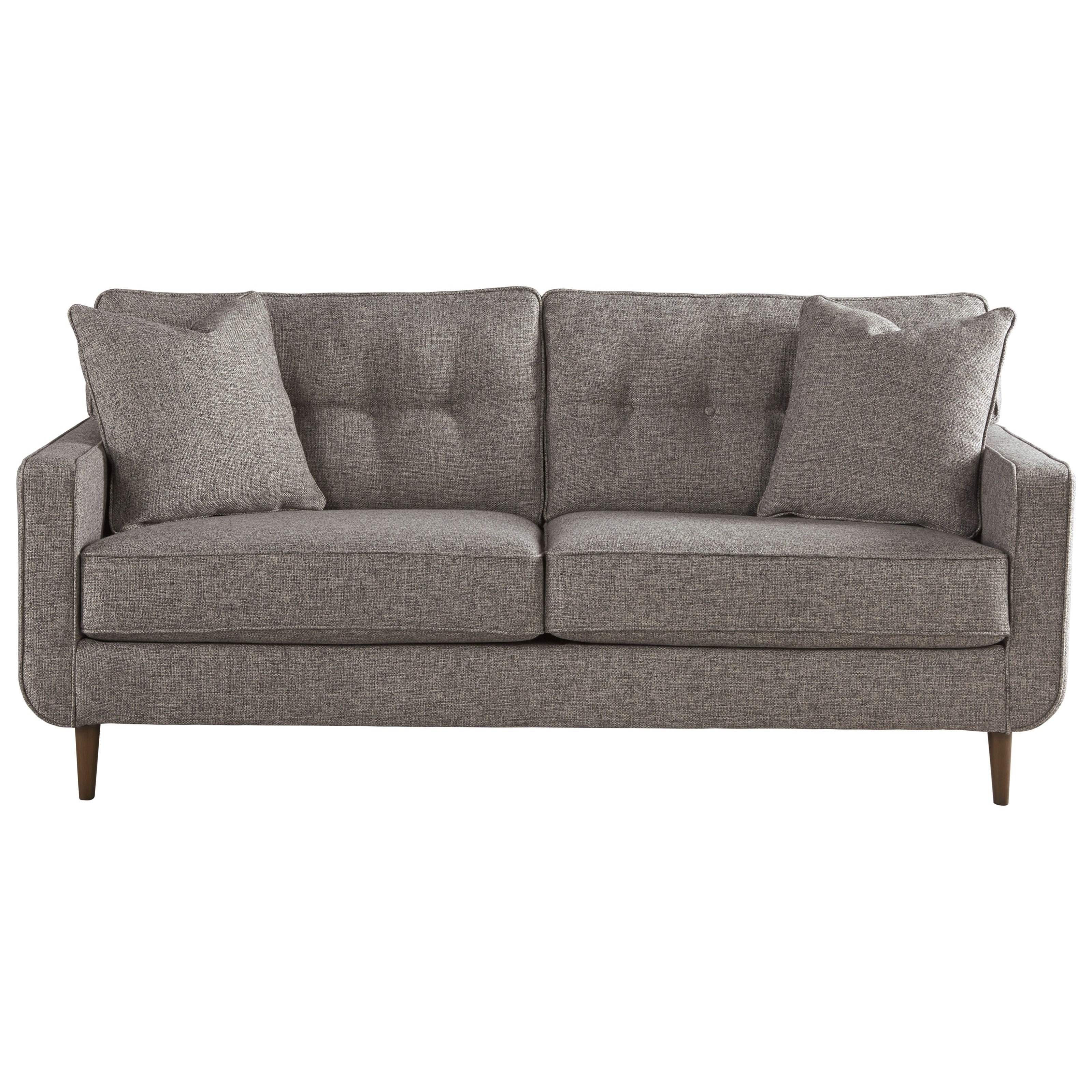 Ashley Furniture Zardoni Mid Century Modern Sofa