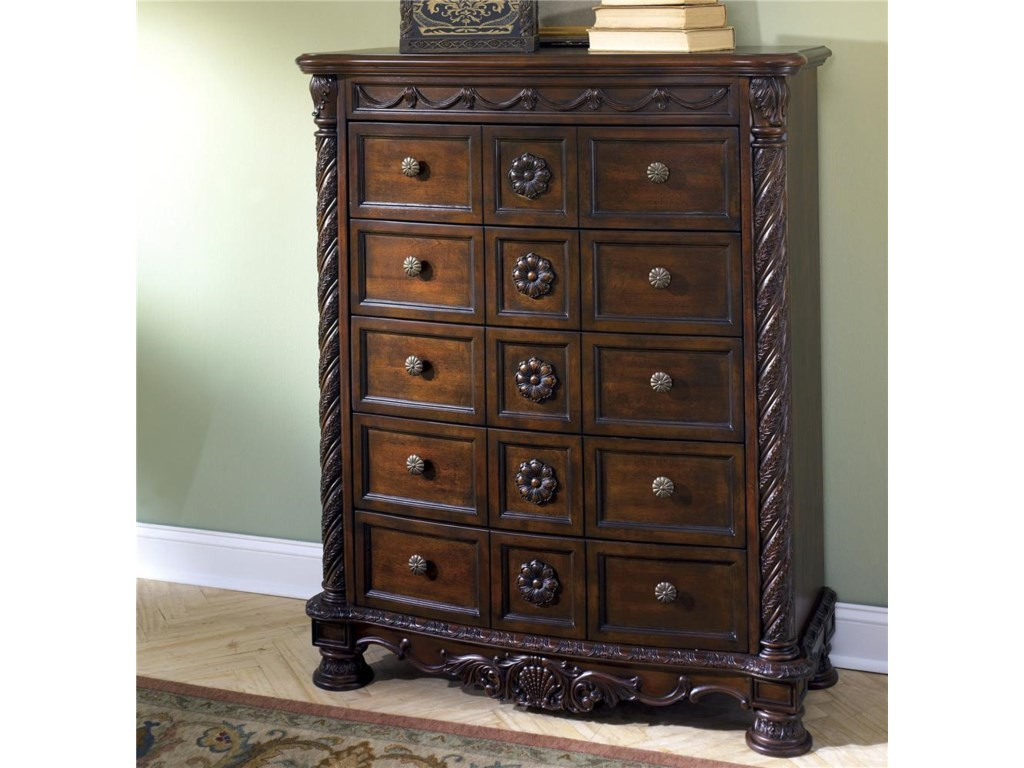 Millennium North ShoreChest of Drawers