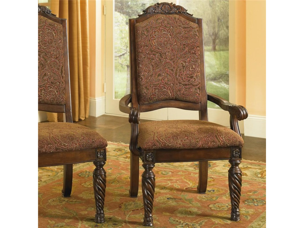 Millennium North ShoreUpholstered Arm Chair
