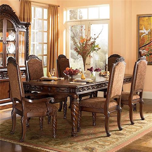 Millennium North Shore 7Pc Dining Room
