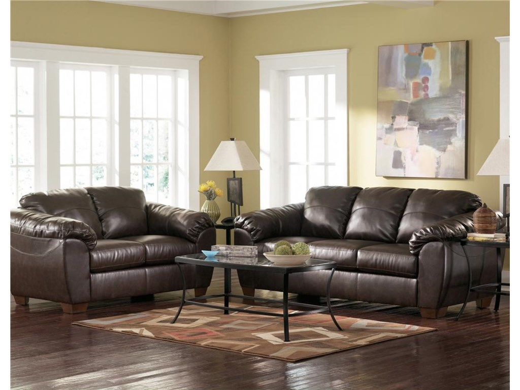 Shown with Matching Love Seat