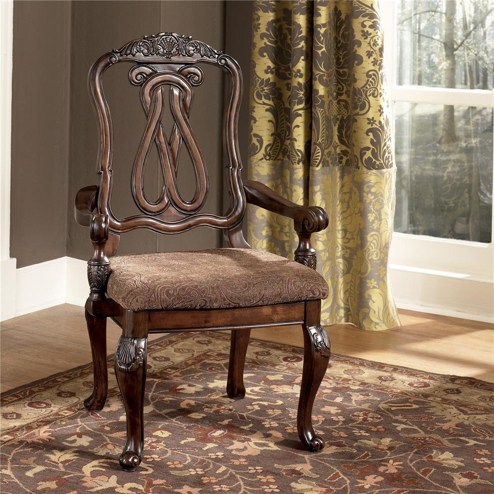 Millennium North Shore Dining Arm Chair
