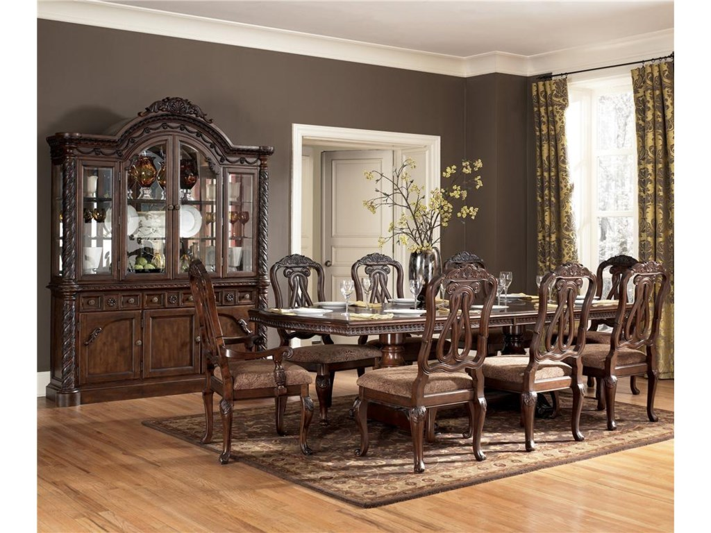 Shown with China, Arm & Side Chairs