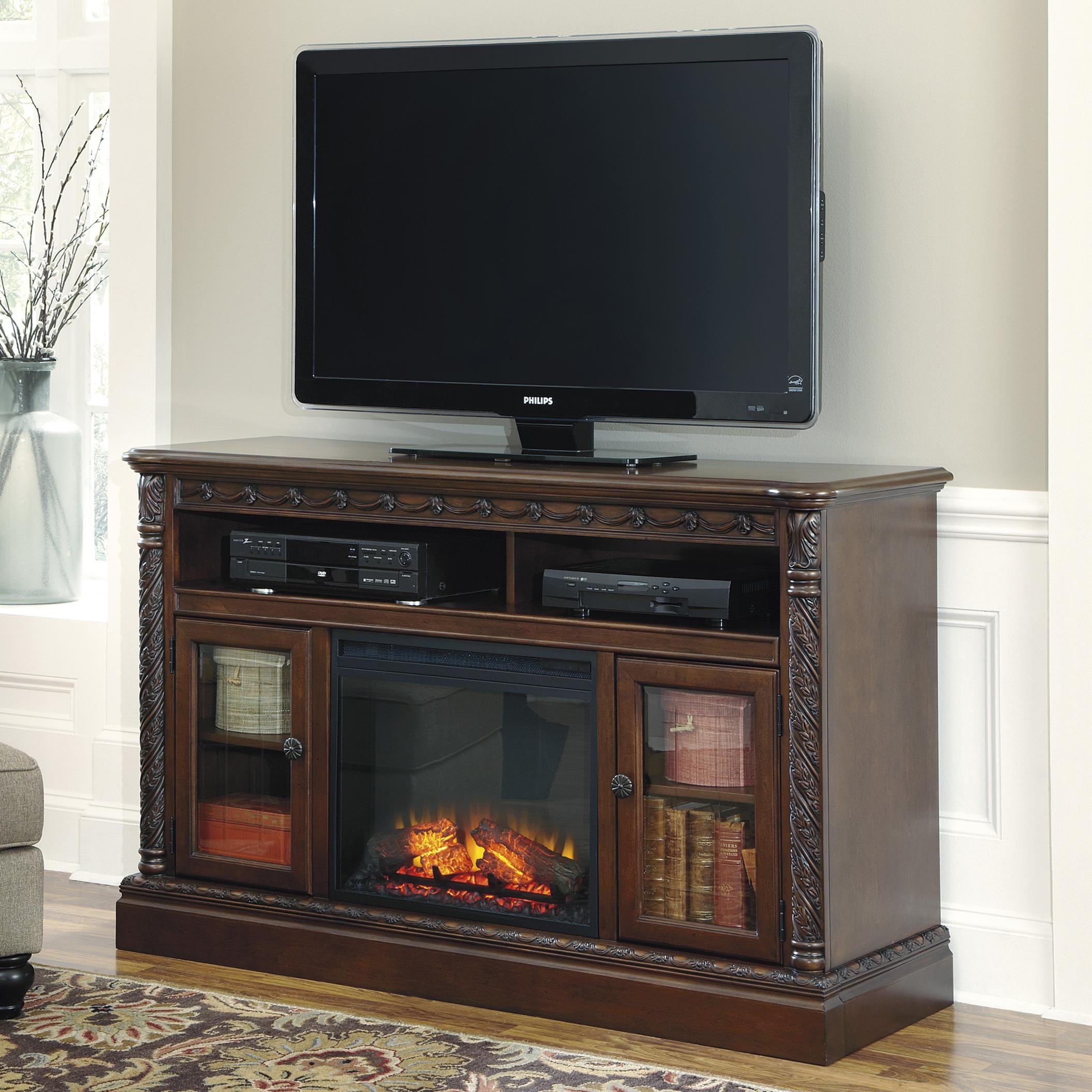 millennium north shore traditional large 60inch tv stand