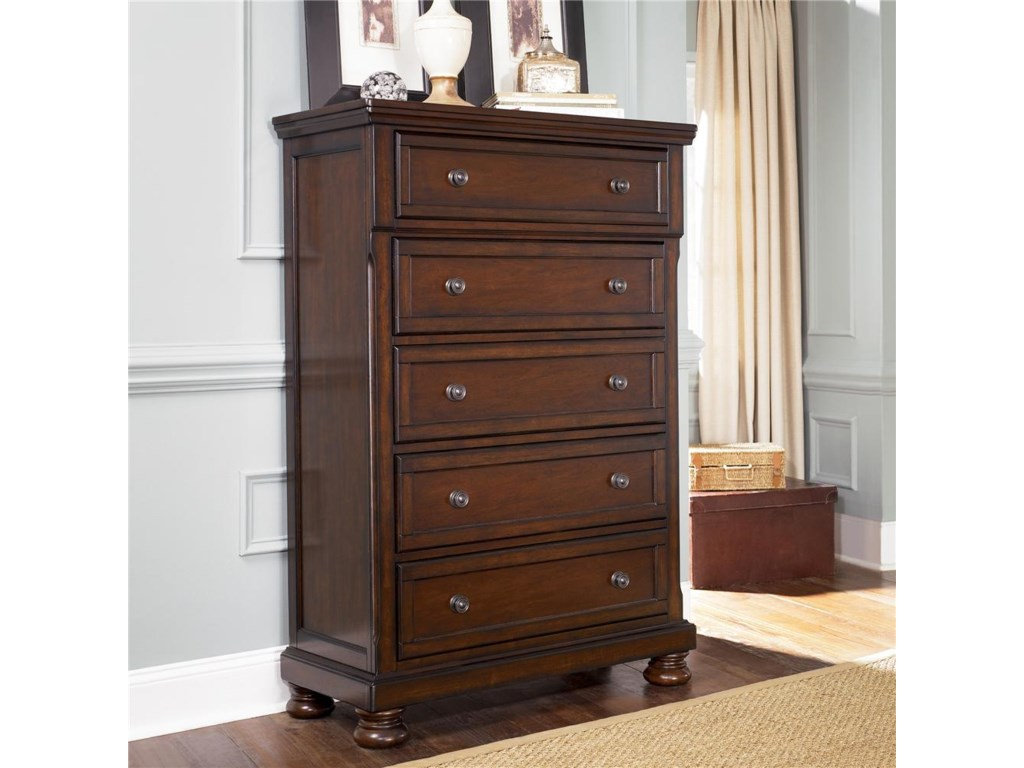 Ashley Furniture PorterChest of Drawers