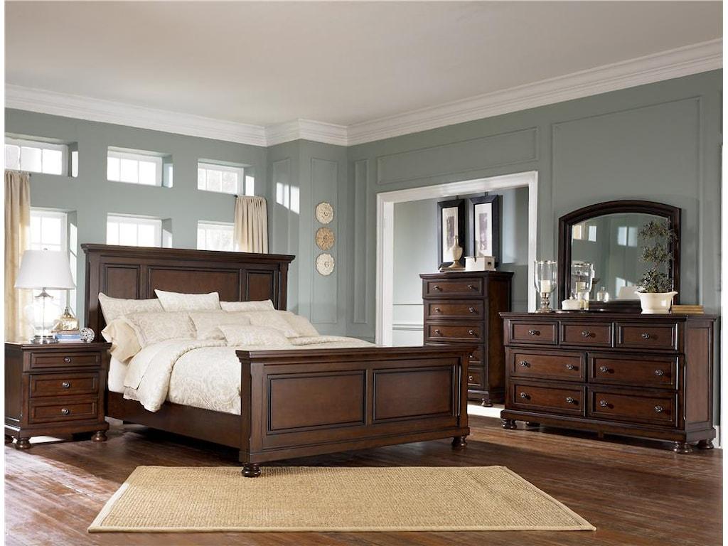 Ashley Furniture PorterChest of Drawers