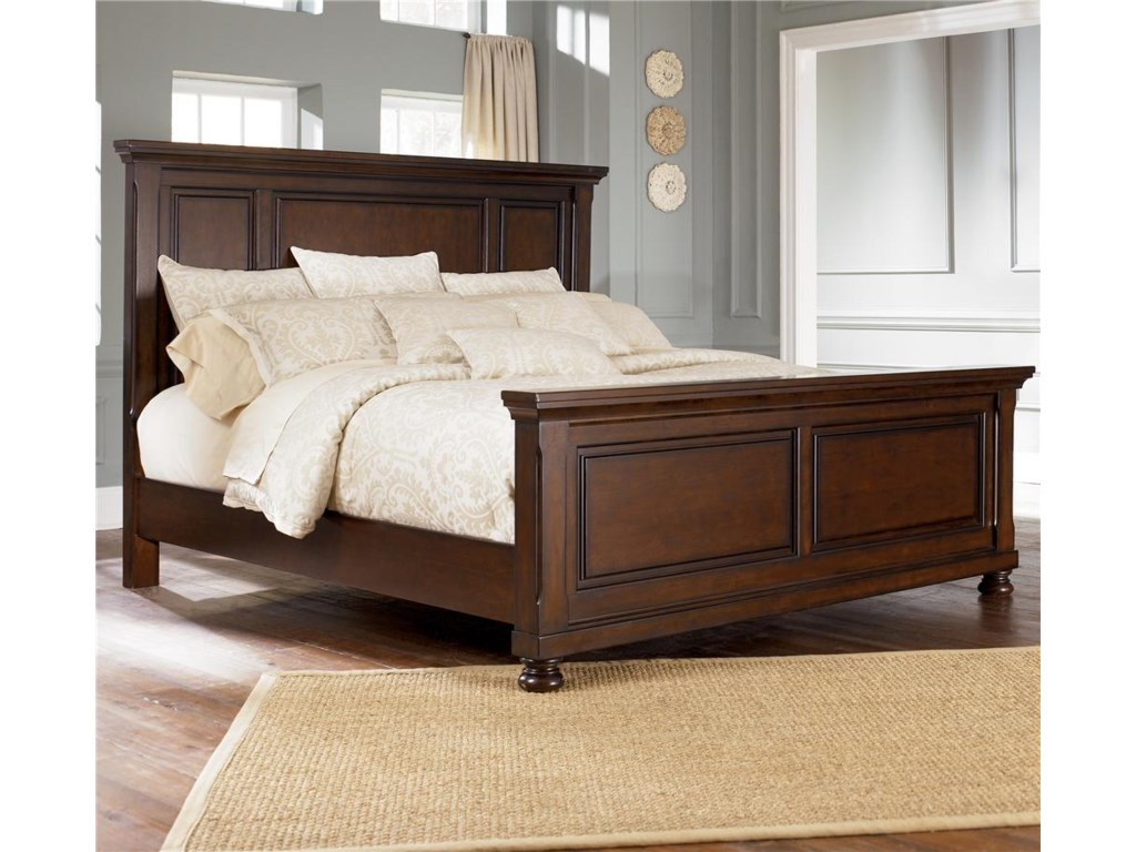 Ashley Furniture PorterKing Panel Bed